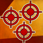 Hat Trick in Lara Croft: Relic Run (WP)