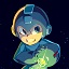 Mega Man Legacy Collection Artwork Released
