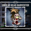 Undead Head Harvester in Guns, Gore & Cannoli