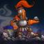 Master Excavator in Knight Squad